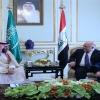 جعفر يكشف عن زيارة مرتقبة لولي العهد السعودي إلى بغداد