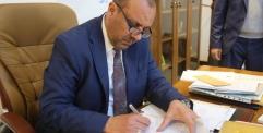 الياسري يطالب وزارة الكهرباء بزيادة حصة المحافظة من التجهيز