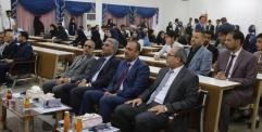 الياسري يحضر المؤتمر السياحي الثاني لجامعة الفرات الأوسط