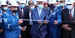 وزير النفط: 2024 ستشهد إيقاف حرق الغاز