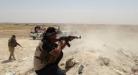 احباط هجوم لداعش من قبل قوات الحشد الشعبي وقتل 24 منهم غرب الموصل