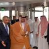 وزير الطاقة السعودي من بغداد: نهضة العراق بدأت الان