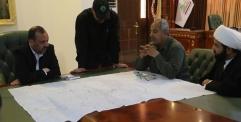 محافظ النجف يعلن إكمال الاستعدادات الأمنية والخدمية لإستقبال عيد الأضحى المبارك