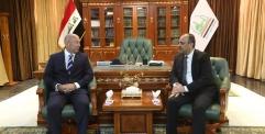 المحافظ يستقبل السفير النيوزلندي في العراق ويبحث معه التعاون المشترك