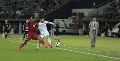 العراق يخسر بركلات الترجيح بمبارة النصف النهائي امام الامارات