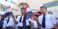 نحو 10 ملايين طالب يتوجهون إلى المدارس إيذاناً ببدء العام الجديد