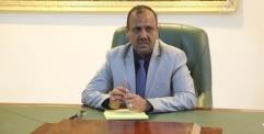 المحافظ يستنكر الاعتداء الإرهابي على الأبرياء في منطقة النهروان
