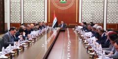محافظ النجف يحضر اجتماع اللجنة التنسيقية العليا بين المحافظات برئاسة رئيس الوزراء