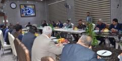 الكرعاوي يترأس اجتماع اللجنة العليا المشرفة على خدمة المدينة القديمة