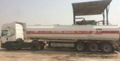 مصفـى النجف يُجهز مواكب العزاء الحسيني بمادة النفط الأسود لإحياء الشعائر الحسينية.