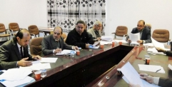 لجنة مشروع النجف عاصمة للكتاب العالمي ٢٠١٩ تعقد اجتماعها الدوري