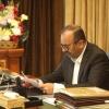 الياسري يطالب دولة رئيس الوزراء انهاء معاناة النجفيين .