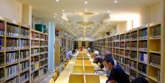 مكتبة الروضة الحيدرية توفر مئات الآلاف من الكتب والرسائل الجامعية والكتب الرقمية