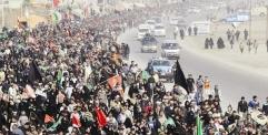 هيئة المنافذ الحدودية تتوقع دخول أكثر من 2.5 مليون زائر لزيارة أربعينية الحسين