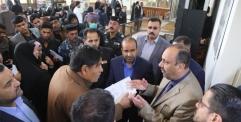 الياسري: نطالب وزارة الصحة بتقديم الدعم اللازم لمؤسساتها في المحافظة للارتقاء بواقع الخدمات فيها