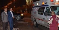 فريق طبي من النجف يلتحق بقاطع عمليات نينوى لتقديم الخدمات الطبية للمقاتلين