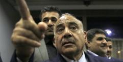 عبد المهدي يوجه رسالة الى حيدر العبادي بعد تكليفه برئاسة الوزراء