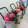 اجراءات مكثفة للسلامة العامة والدفاع المدني في مستشفى الفرات الأوسط في الكوفة