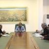 محافظ النجف يعقد اجتماعا بشأن تطبيق قرار مجلس الوزراء والخاص بالطاقة الكهربائية