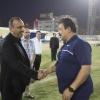 محافظ النجف الاشرف السيد لؤي الياسري يحضر المعسكر التدريبي لنادي النجف الرياضي