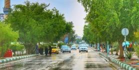 انتهاء فرص هطول الامطار يوم غد وتحذيرات من موجات غبار كثيفة تؤثر على مدينة البصرة