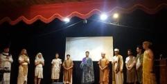 معهد الفنون الجملية للبنين في النجف يحتضن الملتقى السينمائي الاول