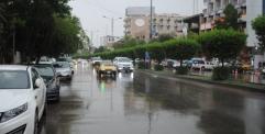 توقعات باستمرار هطول الامطار في عدة محافظات عراقية