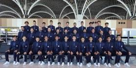 منتخب الشباب يغادر إلى مصر للمشاركة في البطولة العربية
