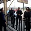 الأمين العام للعتبة العلوية يشرف على تهيئة موقع استراحة المرتضى لخدمة زائري الأربعين على طريق يا حسين