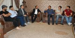 الكرعاوي يحضر اجتماع لجنة المبدعين في دار السوداني