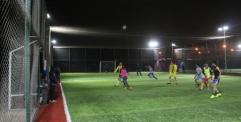 افتتاح بطولة الشهيد علي العبودي لكرة القدم في قضاء المشخاب