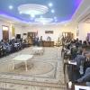 الياسري يترأس اجتماعا مشتركا لمدراء الدوائر الخدمية ومسؤولي الجهد الهندسي في الحشد الشعبي في المحافظة