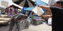 صحيفة بريطانية: الحرارة في البصرة وصلت لمستويات تهدد الحياة