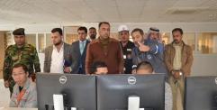 النائب الاول لمحافظ النجف: تم التنسيق مع ادارة اسمنت الكوفة بالمساهمة في حملة التنظيف الكبرى