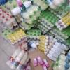 إتلاف مواد غذائية غير صالحة في حملة للرقابة الصحية في القطاع الشمالي