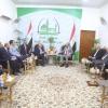 محافظ  النجف يستقبل السفير الروماني في العراق ويبحثان سبل تطوير العلاقات الثنائية