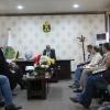 المدير العام لتربية النجف الاشرف يعقد اجتماعاً مع لجنة اعتراضات المتقدمين على التعيين