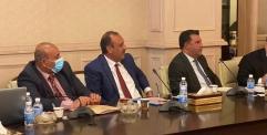 بعد نقاشات مستفيضة : الياسري يستحصل موافقة مجلس النواب على زيادة حصة النجف من موازنة 2021م