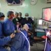 اجراء أولى عمليات الانف الناظورية في مستشفى الفرات الاوسط
