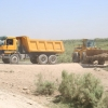 لدعم الثروة الزراعية والحيوانية  المحافظ يشرف على أعمال فتح منفذين مائيين لهور أبو غرب