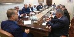 """امانة مسجد الكوفة تعقد اجتماعا لمناقشة الاستعدادات الخاصة بشهادة مسلم بن عقيل """"ع"""""""