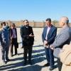 """الكرعاوي """" مناقشة امكانية انشاء مشروع جديد مابين جامعة الكوفة ومسجد السهلة بحضور مدراء دوائر (البلديات، بلدية الكوفة، حفر الابار) والسيد حاتم الماضي."""