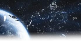 اليابان تطور قمراً خشبياً لتقليل النفايات الفضائيَّة