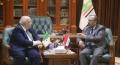 الياسري يستقبل السفير الجزائري في العراق ويناقشان ملفات التعاون المشركة والتوأمة
