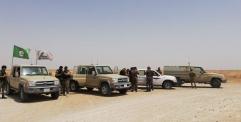 اللواء الثاني'فرقة الامام علي(ع)القتالية حشد شعبي ينفذ عملية أمنية استباقية مشتركة في محور بادية النجف.
