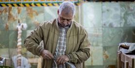 بالصور المخيم الحسيني بحلة جديدة