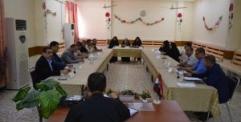لجنة رعاية الطفولة في النجف تعقد اجتماعاً لمناقشة الاتفاقية الدولية لحقوق الطفل لعام ١٩٨٩