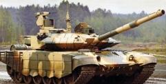 روسيا تبدأ بتسليم العراق دبابات {T-90S}