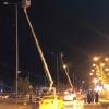 مدير فرع توزيع كهرباء النجف يوجه بصيانة انارة طرق المواكب الحسينية في قضاء الكوفة و مركز المدينة القديمة