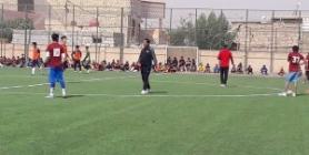 مديرية شباب ورياضة النجف تستضيف اختبارات الناشئين لمنتخب العراق لاكثر من 200 لاعب